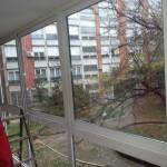 Zastakljivanje terase